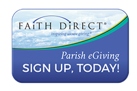 Faith Direct eGiving - Sign Up Today!